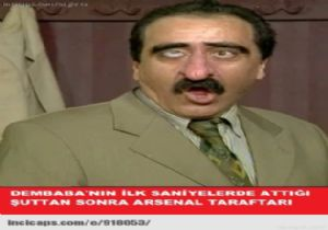 Be�ikta�-Arsenal Ma� GEY�KLER�
