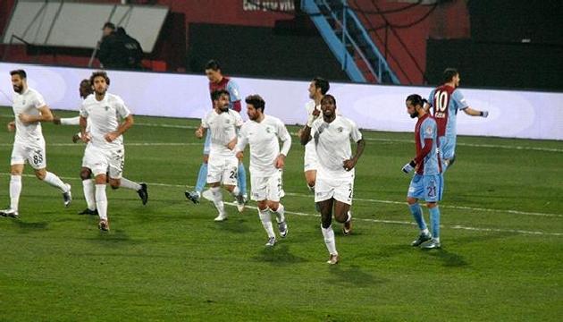Trabzonspor İle Akhisar Belediyespor 10. Randevuda