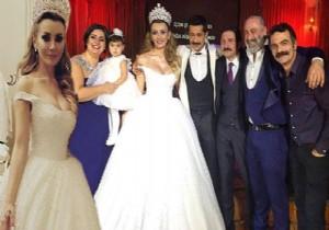 �smail Hac�o�lu evlendi!