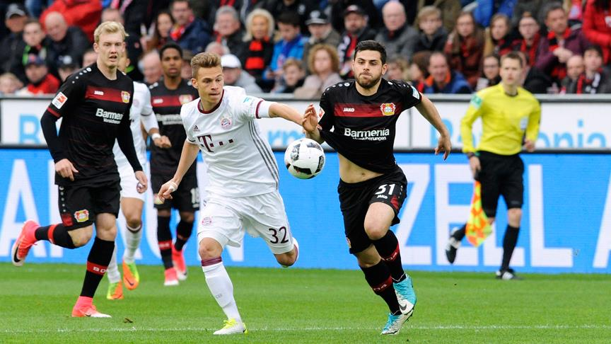 Bayer Leverkusen-Bayern Münih: 0-0