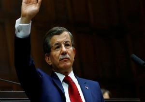 Davutoğlu kritik tarihi duyurdu