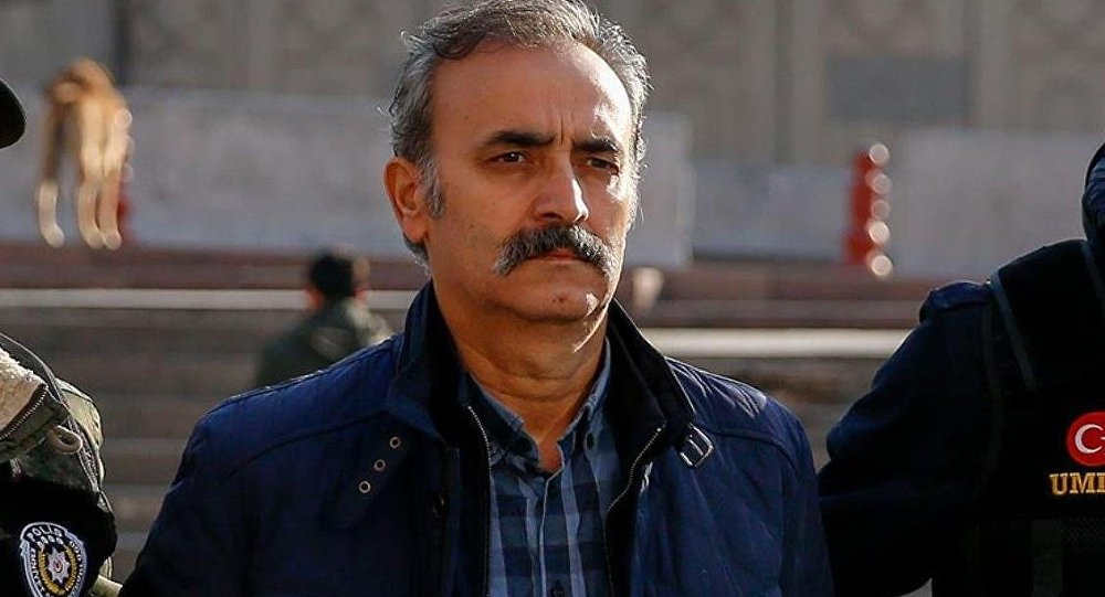 Kozmik Oda'yı aratan eski savcı Mustafa Bilgili' ile ilgili görsel sonucu