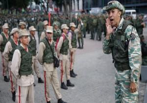 Venezüella'da yasa dışı madene operasyon: 18 ölü