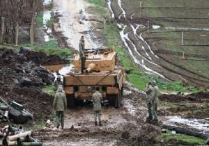 TSK ve ÖSO Afrin'de bir köyü daha aldı