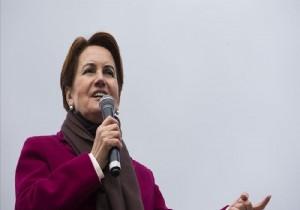 Akşener: Hiç kimsenin İYİ Parti'yi seçime sokmamaya gücü yetmeyecek