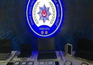 Çocuk pornocularına FBI ile ortak operasyon