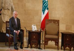 ABD'li Bakan'a Lübnan'da 'soğuk duş'