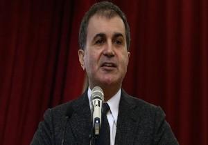 Bakan Çelik: Türkiye hakkındaki ifadeler kabul edilemez