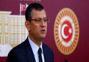 Özel'den 'İzmir adayı' açıklaması