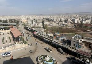 Afrin'de sokağa çıkma yasağı ilan edildi