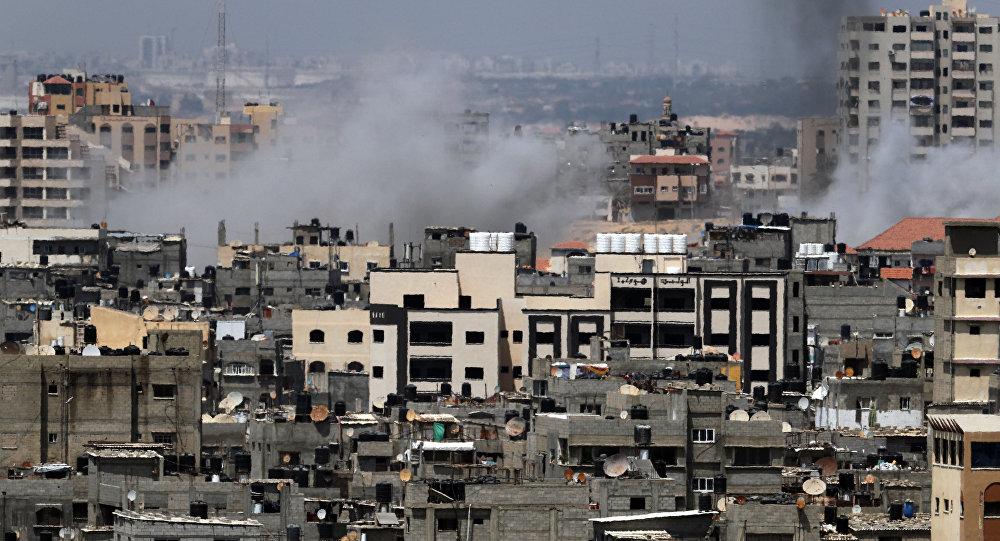 Israil Gazzede Hamile Bir Kadın Ile 5 Yaşındaki Kızını öldürdü