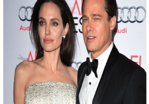 Brad Pitt'ten Angelina Jolie'ye tepki