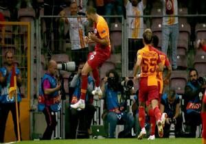 Galatasaray, L. Moskova'yı 3-0 mağlup etti