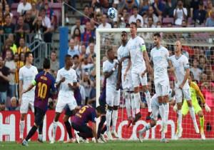 Şampiyonlar Ligi'nde Messi'den 8. hat-trick