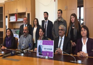 HDP'li 10 milletvekili, Meclis'te iki günlük açlık grevine başladı