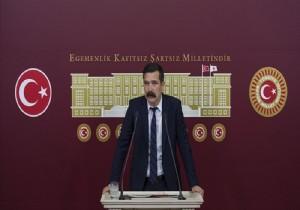 TİP Başkanı Erkan Baş: İşçiyi domatese, patatese karşı koruyun