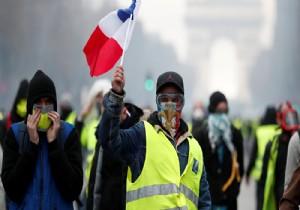 Fransız hükümetinden Sarı Yelekliler'e çağrı: Gösteri yapmayın