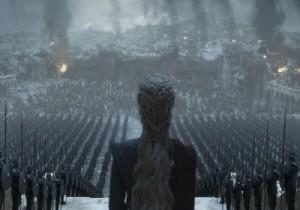 Game of Thrones'un final bölümü izleyici rekoru kırdı!