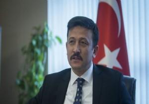 AK Partili Dağ, 2023 hayalini açıkladı