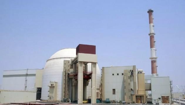İran nükleer santralini kapattı