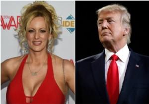 Porno yıldızı Daniels'in Trump'a açtığı iftira davası reddedildi