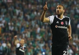 Cenk Tosun'dan Beşiktaş mesajı