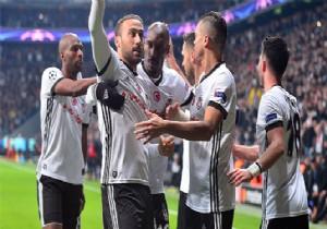 Beşiktaş tur için sahada!