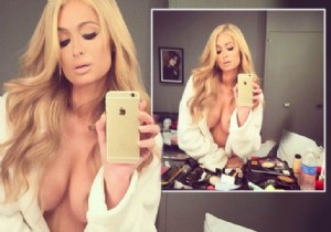 Paris Hilton'dan Türkiye mesajı