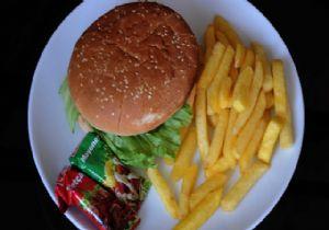 İstanbul'da fast food rezaleti