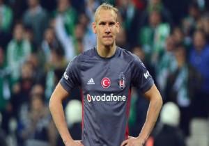 Beşiktaş'ta Vida'yı feda etmek zorunda!