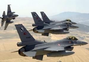 Türk jetleri Irak'ın Kuzeyini vurdu