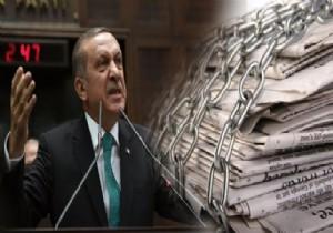 T�rkiye'de bas�n �zg�r de�il!