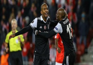 Beşiktaş taraftarından Talisca harekatı