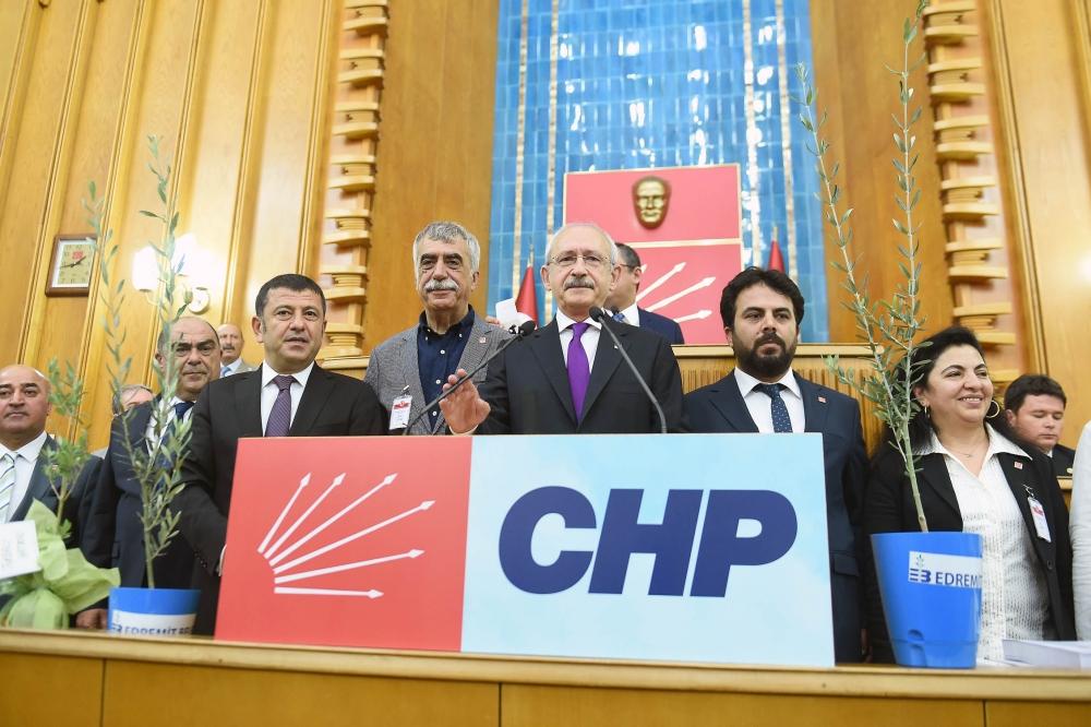 CHP toparlanma ve direnme platformu