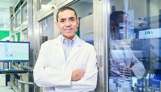 Uğur Şahin'den BioNTech açıklaması: Aşımızın küresel olarak erişilebilir olması için çalışıyoruz