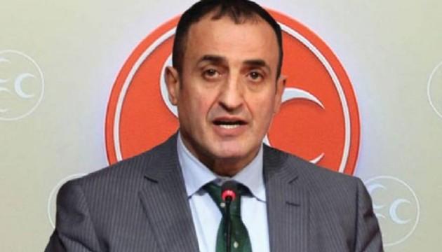 MHP'den ihraç edilen Kaya'dan AKP'ye ağır itham!