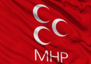 MHP'de i�ler yine kar��t�!