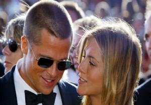 Jennifer Aniston ile Brad Pitt yeniden birlikte mi?