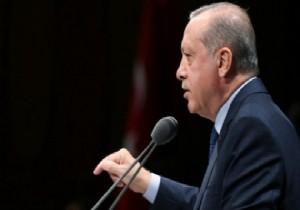 Muhalefetin yemin törenindeki tepkisine Erdoğan'dan sert eleştiri