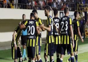 Fenerbahçe derbi öncesi moral kazandı