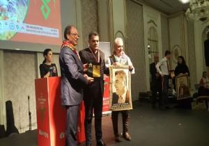 Türktime'a Büyük Ödül