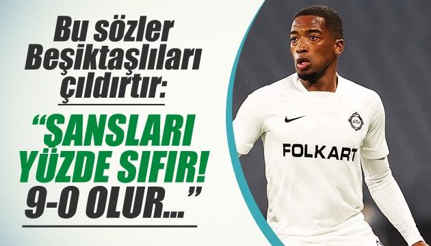 Leandro Kappel'den Beşiktaşlıları kızdıracak sözler!