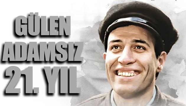 Gülen adam Kemal Sunal olmadan 21 yıl geçti