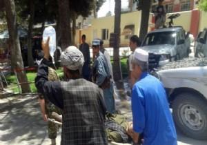 Afganistan'da bombalı saldırı: Sekiz çocuk öldü