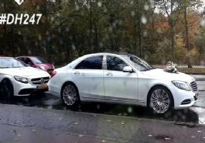 Hollandada Türkiye usulü düğün konvoyuna binlerce euro ceza 81