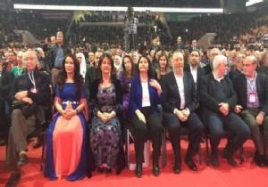 Buldan ve Temelli HDP'nin yeni Eş Genel Başkanları