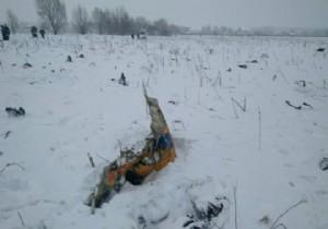Yolcu uçağı düştü: 71 kişi öldü
