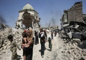 Irak'ın yeniden inşası 88 milyar dolar