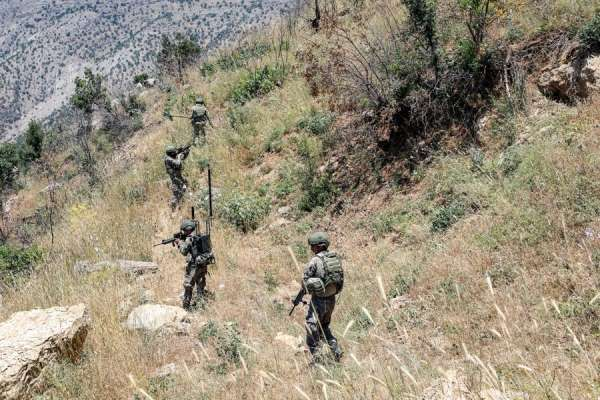 MSB duyurdu: 2 terörist öldürüldü
