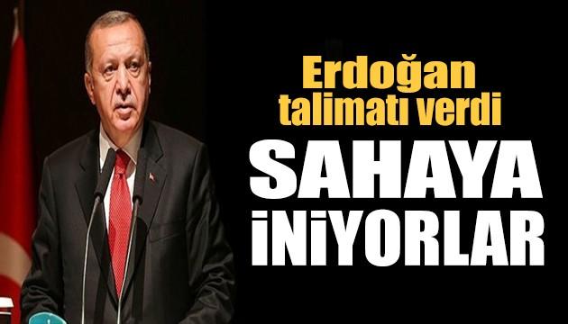 Erdoğan talimat verdi! Teşkilat sahaya iniyor